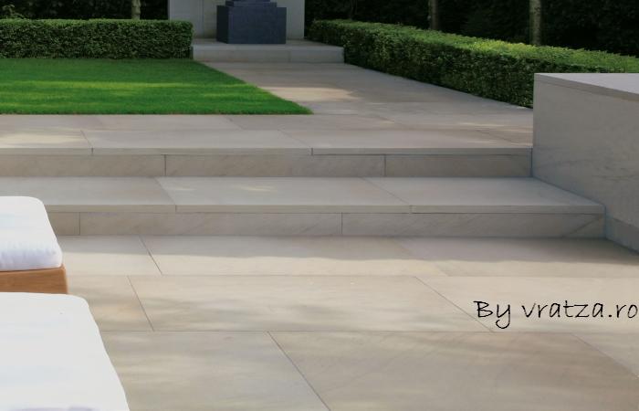 Piatra Vratza – Placaj Pavaj Terase si trepte exterioare
