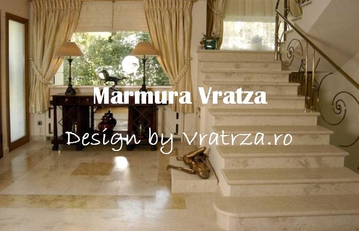 Marmura Vratza – Lustruit