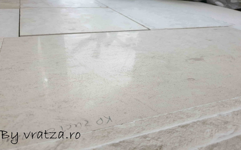 Piatra Vratza – Placaj 60 x 30 x 2 cm Lustruit